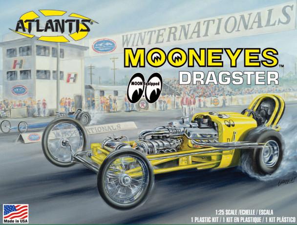 PREORDER MOONEYES Dragster 1/25 Plastic Model kit Atlantis