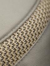 Close Up of Mens Tilley Hat Ventilation