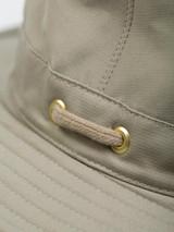 Close Up of Mens Tilley Hat Details