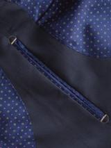The Commodore Luxury Wool Blazer