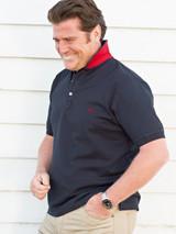 Image of Navy Blue Original Polo Shirt
