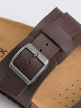 Close Up of Geox Ghita Sandals Buckle