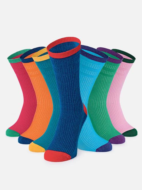 Image of HJ Softop 7 Sock Pack