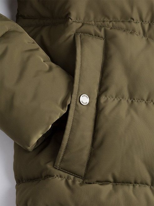 Geox Breathable Quilted Jacket