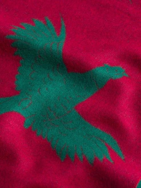 Pheasant Scarf