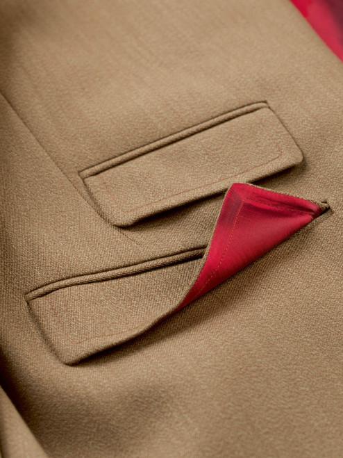 Oak Covert Coat