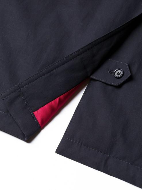Blue Weatherwear Padded Raincoat