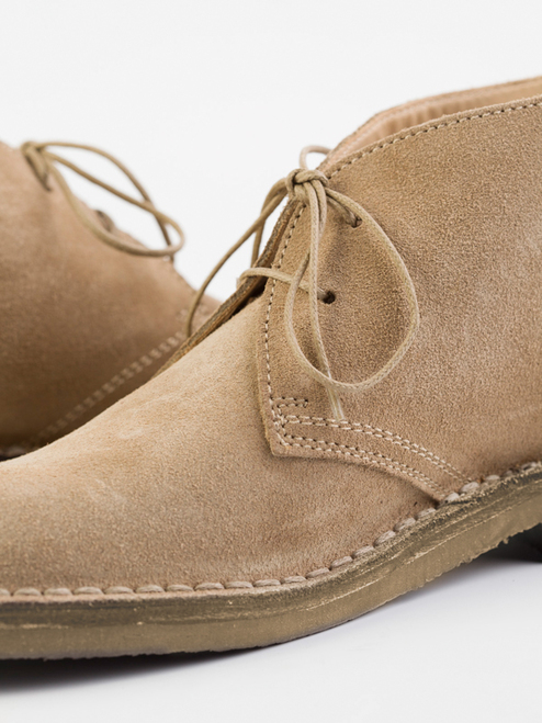 Sand Loake Classic Desert Boots