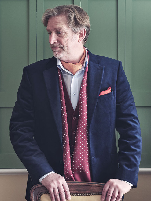 Image of Lord Trousers - Smooth in Velvet