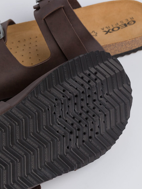 Close Up of Geox Ghita Sandals Detail