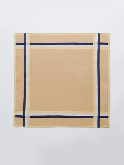 6 Gold Cotton Hanks per pack