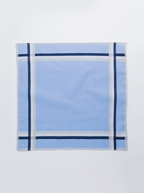 6 Blue Cotton Hanks per pack