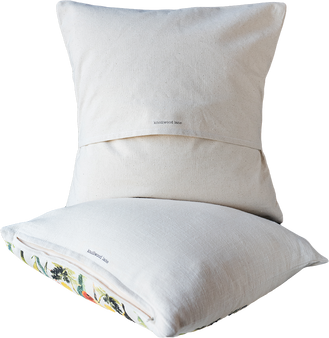 Black Goat Pillow