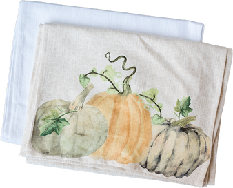 Farmhouse Pumpkins Runner