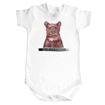 Bearly Awake Onesie