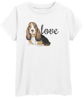 Puppy Love Boy Tee
