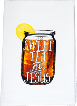 Sweet Tea and Jesus