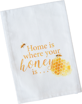 Home is Where Your Honey is!