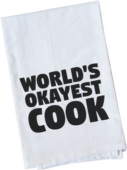 World's Okayest Cook