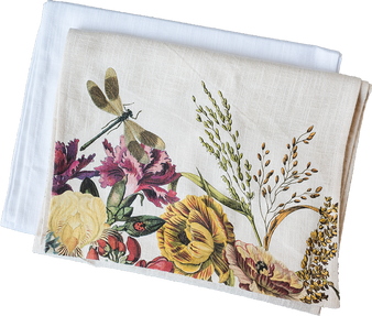 Insect Floral Runner
