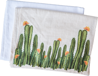 Tall Flowering Cacti Runner