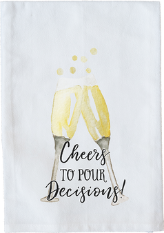 Cheers to Pour Decisions!