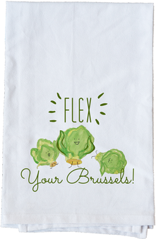 Flex your Brussels!