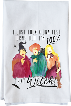 100 % that witch