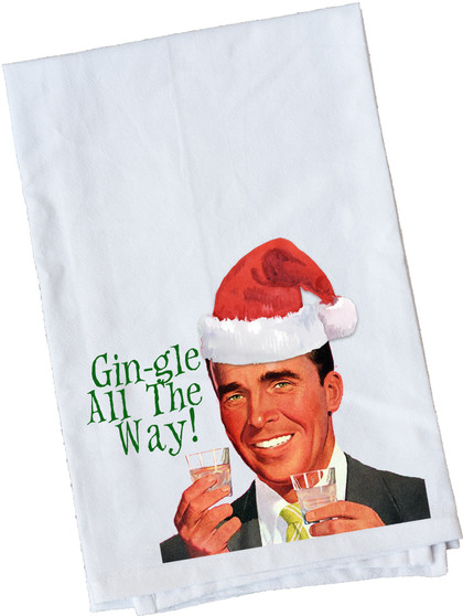 Gin-gle All The Way