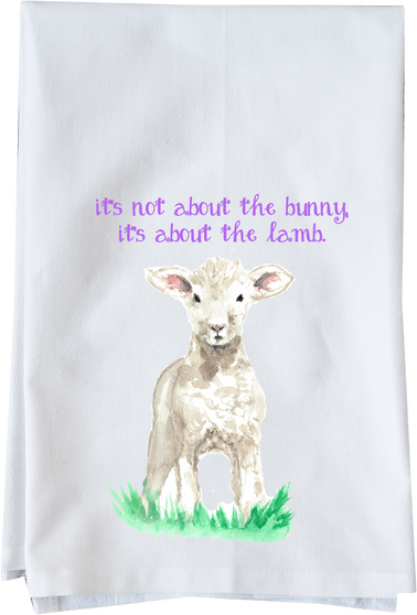 It's About the Lamb