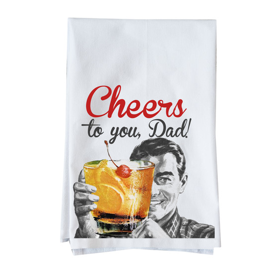 Cheers to you, Dad!