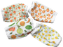 Fruit Collage Cotton Mask Set