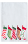 Stockings In A Row