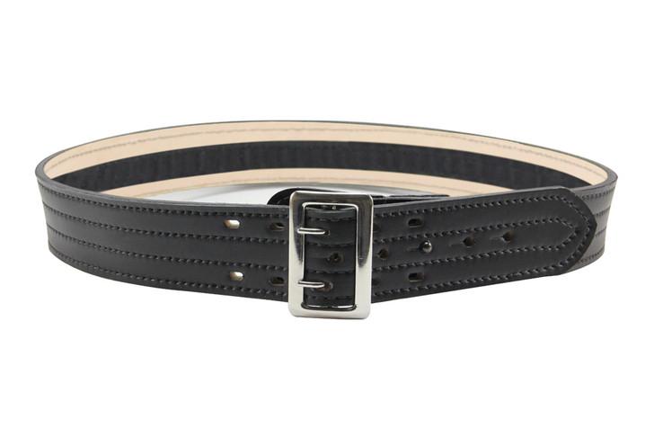 """Model 56V Sam Browne Duty Belt with 1"""" Velcro Hook"""
