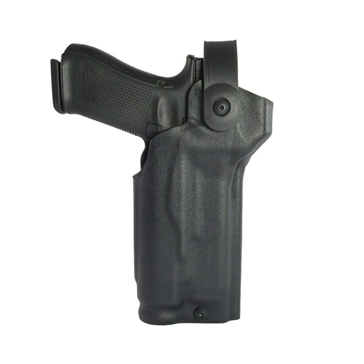 Model US-80 Mid-Ride Level 2 Duty Holster - Rail Mounted Light & RDS - SDR™