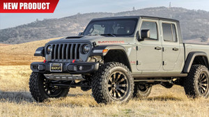 """All-New Jeep Gladiator Mojave Edition 4"""" Terrain Flex Lift Kit Now Available from ReadyLIFT"""