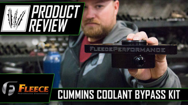 Fleece Performance | Cummins Coolant Bypass Kit