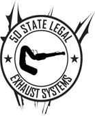 50 State Exhaust System