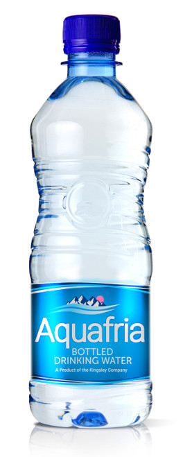 Aquafria Water Screw Cap 500ml 24's