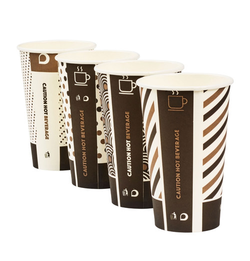 Bamboo Eco Friendly Cups 16oz x 1000