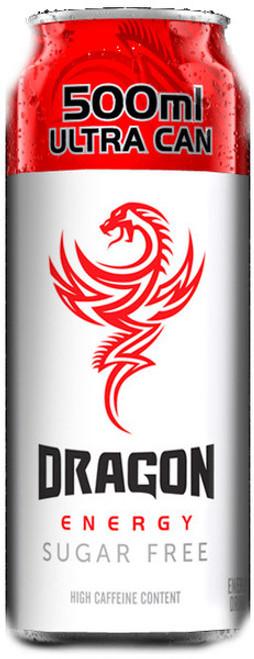 Dragon Energy Sugar Free Can 500ml x 12