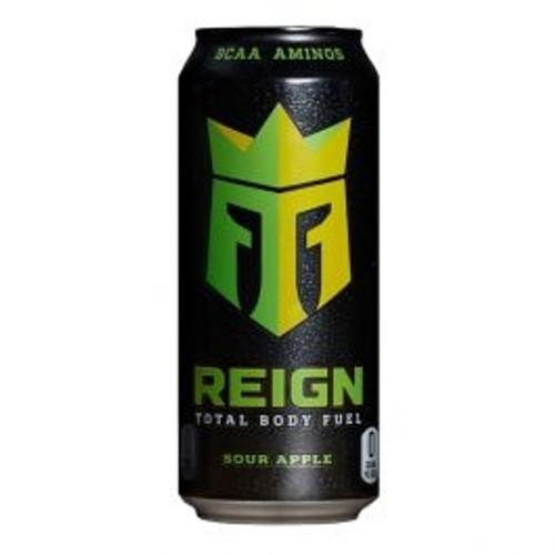 Reign Energy Sour Apple 500ml x 12 (Zero Sugar)