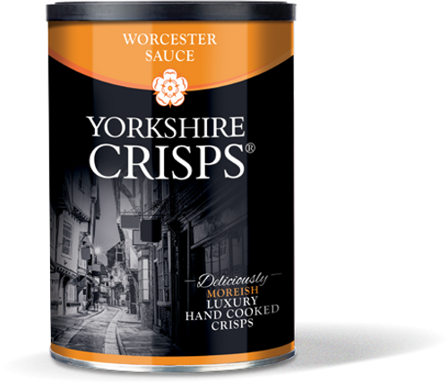 Yorkshire Drums Worcester Sauce - 100g x 12