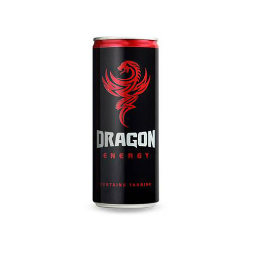 Dragon Energy Can - Red 250ml x 24
