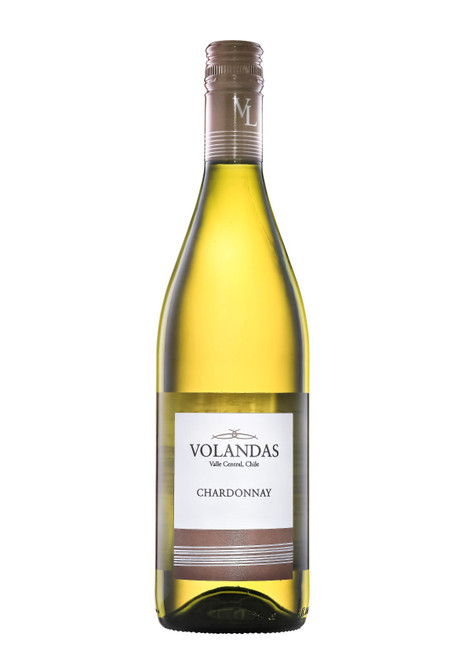 Volandas Chile Chardonnay White Wine 75cl