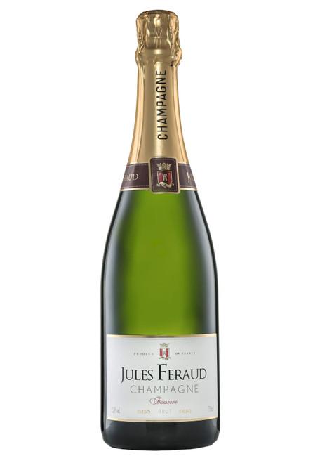 Jules Feraud France Brut Champagne NV 75cl