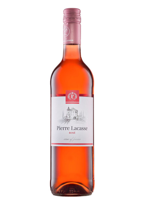 Pierre Lacasse (VdF) - France - Rose Wine 75cl