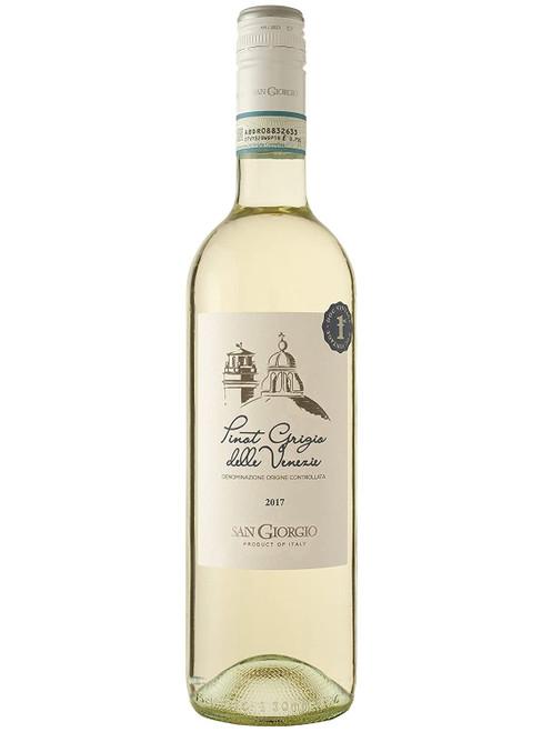 San Giorgio - Italy - Pinot Grigio DOC Della Venezie White Wine 75cl