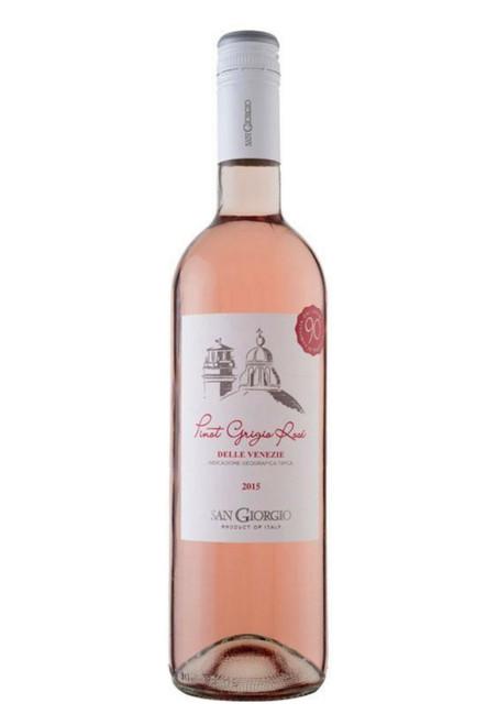 San Giorgio - Italy - Pinot Grigio Rose DOC Della Venezie Rose Wine 75cl