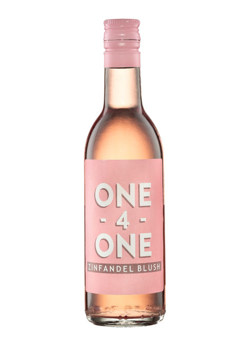 One 4 One - Californian Zinfandel Rose 187ml